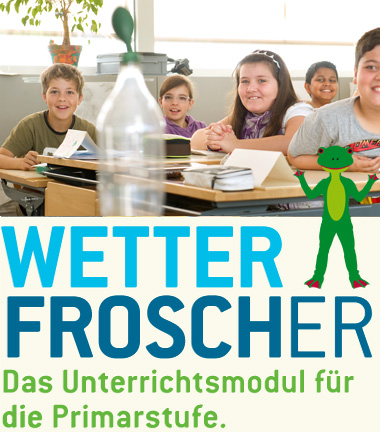 Registration Wetterfroscher